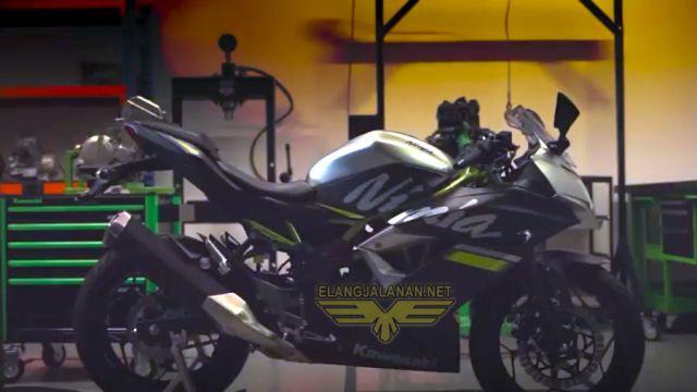 Harga Promo Kawasaki Ninja 250SL