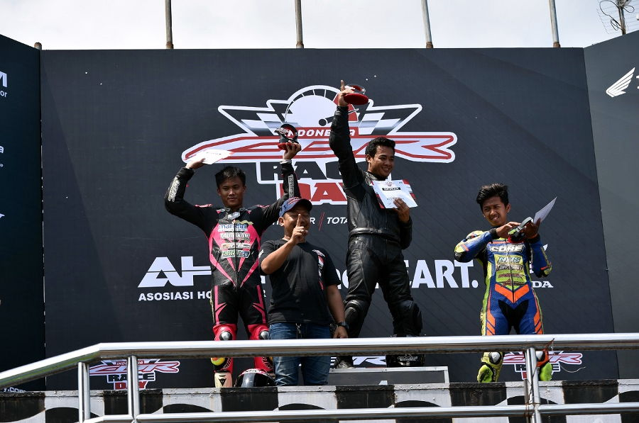 CBR Race Day 2019 Seri 1