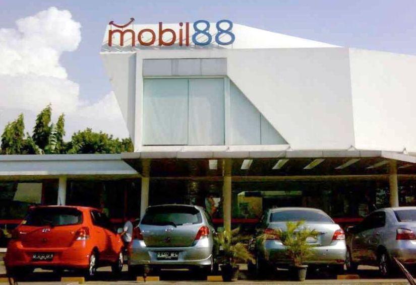 Showroom Mobil88