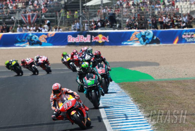 Download Video Full Race MotoGP Jerez 2019, Marquez Juara