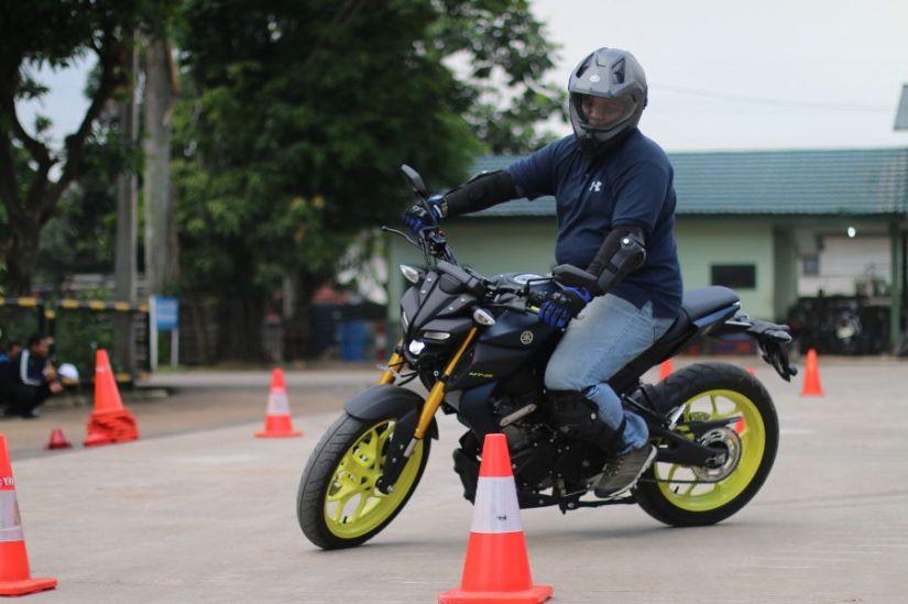 Safety Riding Bareng YRA