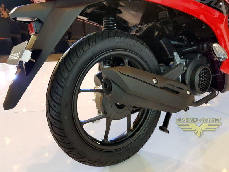 Spesifikasi Honda Genio