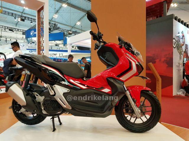 Spesifikasi Honda ADV