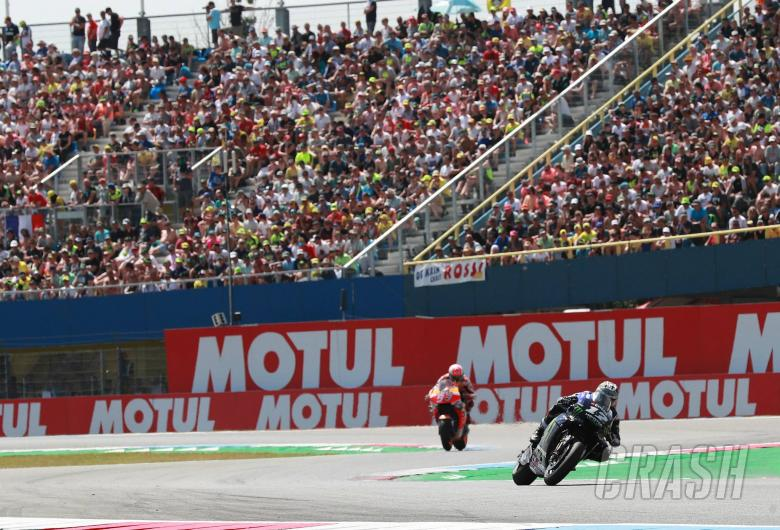 Download Video Full Race MotoGP Assen 2019, Yamaha Juara