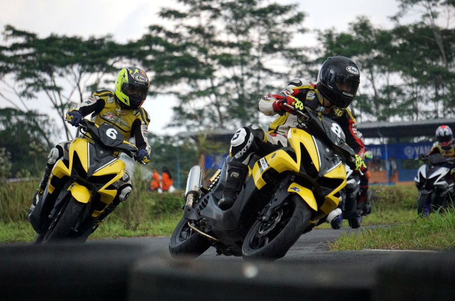 Aerox Fun Race Hadir di Kota Sintang
