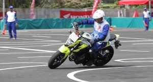 Galeri Foto Astra Honda Safety Riding Instructor