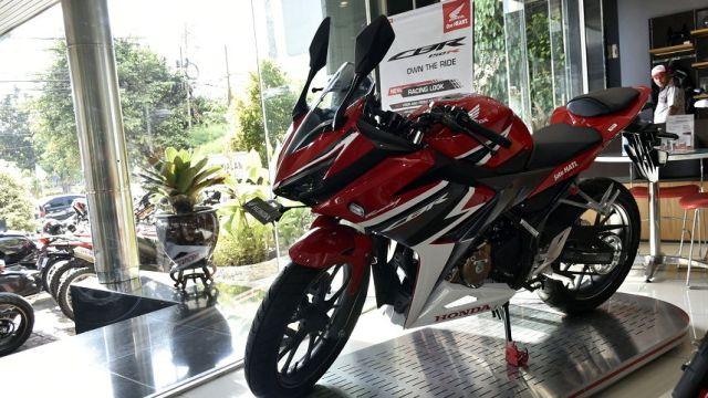 Promo Honda CBR150R Wahana