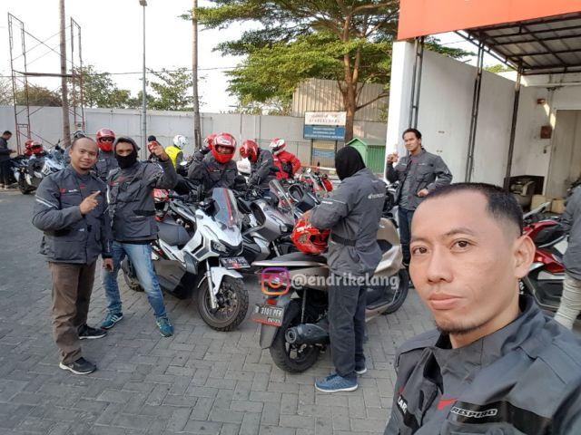 Fun Rally Honda ADV 150 by Wahana