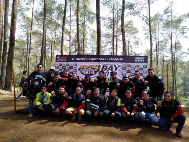 Touring Jurnalis Maxi Yamaha Day