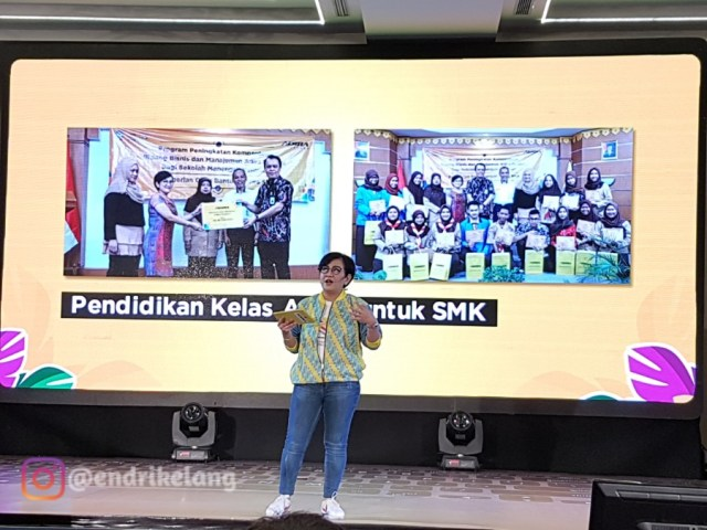 CSR Pendidikan SMK Adira Finance