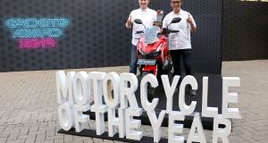 ADV150 Raih Motorcycle of The Year