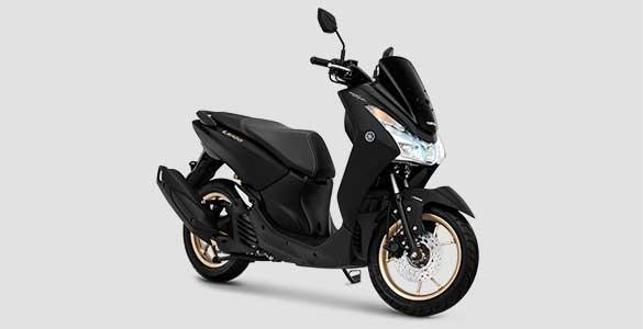 Yamaha Lexi S-ABS
