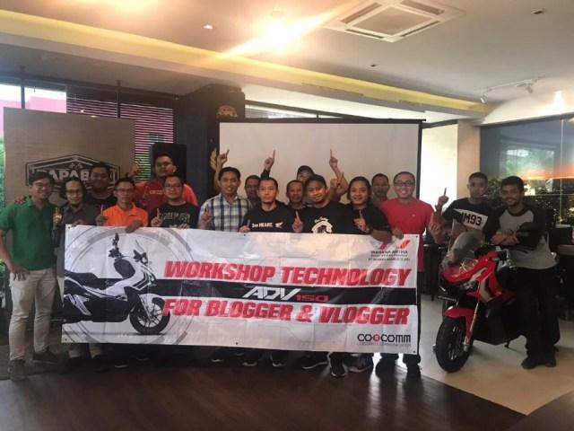 Workshop Teknologi Wahana ADV150