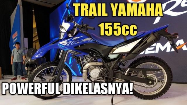 Yamaha Keluarkan Trail WR 155R