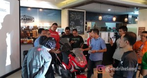 Workshop Teknologi Honda ADV 150