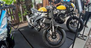 Yamaha Heritage Built Bali