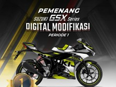 Pemenang Suzuki GSX Series Digital Modifikasi