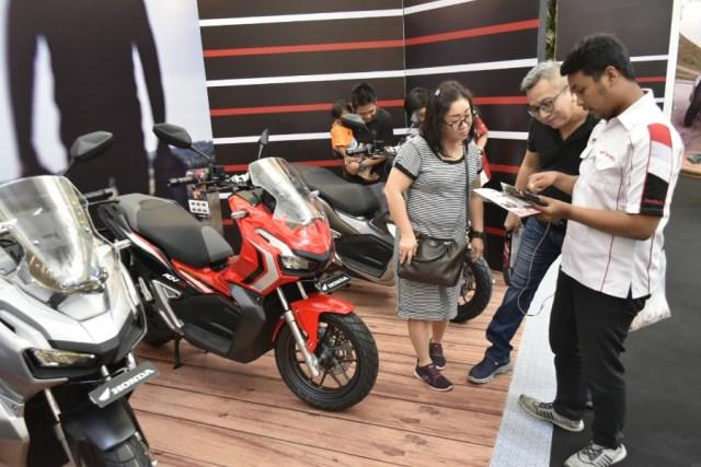 Promo Spesial Skutik Premium Honda