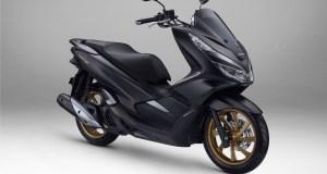 Warna Baru Honda PCX 2020