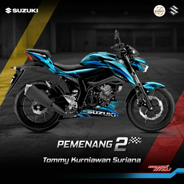 Suzuki GSX Series Digital