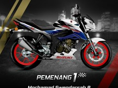 GSX Series Digital Modifikasi