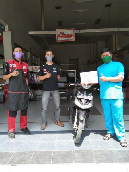 Program CSR Dari Yamaha DDS II Bandung