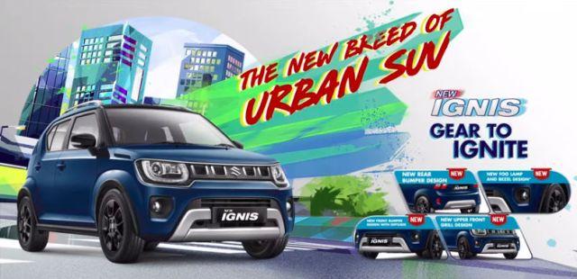 Suzuki New Ignis