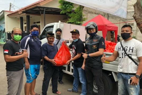 ROC Berbagi 200 Paket Sembako