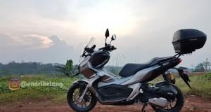 Review Pemakaian Honda ADV150