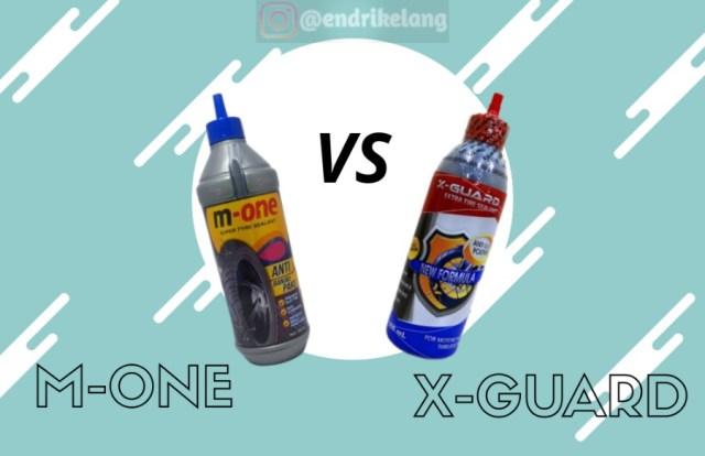 Anti Bocor M-ONE vs X-GUARD