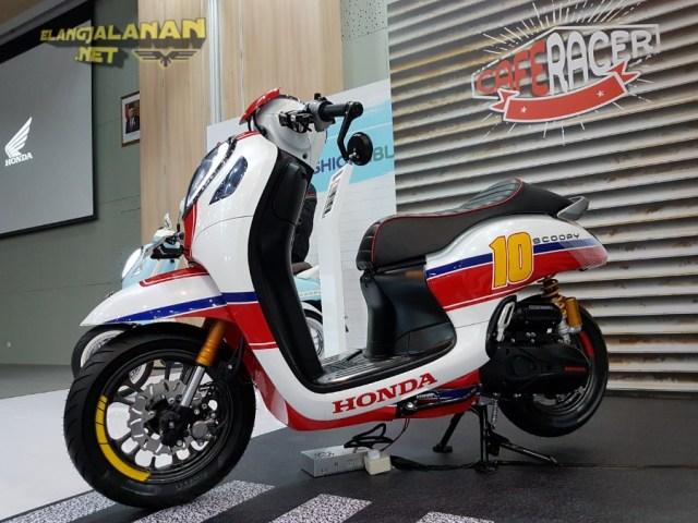 Modifikasi Honda Scoopy Terbaru