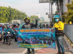 Rebel Owner Community Sebar 10.000 Masker