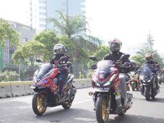 Komunitas AHJ Gelar City Ride