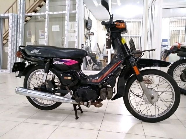 Motor Legendaris Dari Suzuki
