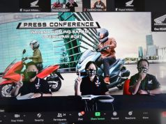 Wahana Gelar Virtual Launching PCX 160