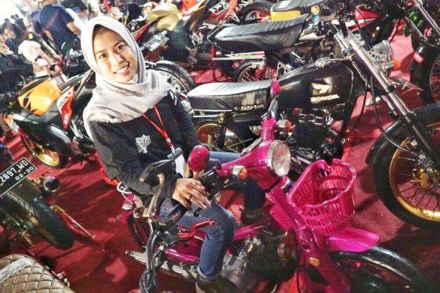 Honda Modif Contest 2021