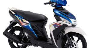 Warna Baru Yamaha Mio M3 125