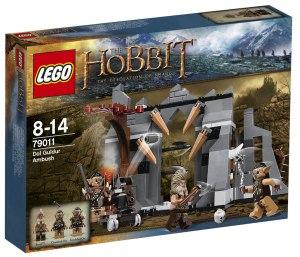 Lego-Emboscada en Dol Guldur