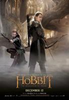 Poster de Legolas y Tauriel