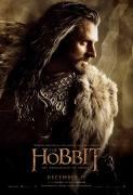 Poster de Thorin de La Desolación de Smaug