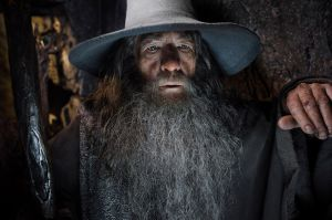 Gandalf y Radagast