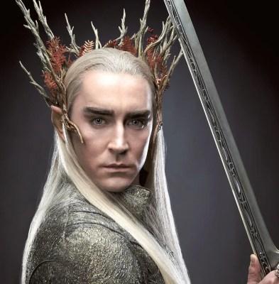 Thranduil, el Rey Elfo