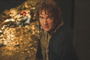 Bilbo en los salones de Erebor
