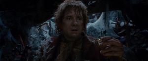 Bilbo encuentra el Anillo