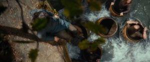 Thorin se tira al barril