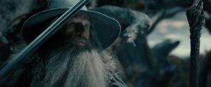 Gandalf teme una trampa
