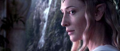 Cate Blanchett como Galadriel