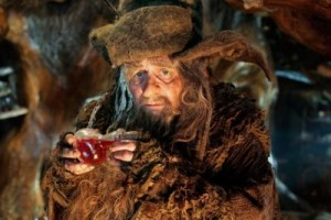 Sylvester McCoy como Radagast el Pardo