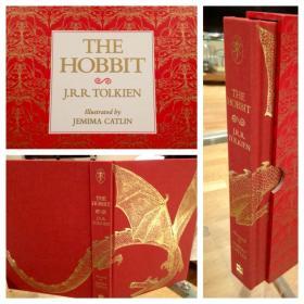 Nueva edicion Hobbit -Jemima Catlin