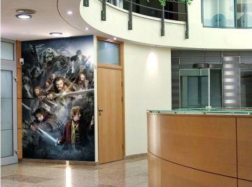 Murales Hobbit12